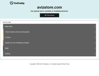 avizstore.com screenshot