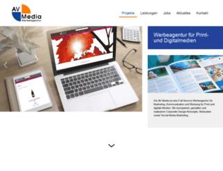 avmedia.de screenshot