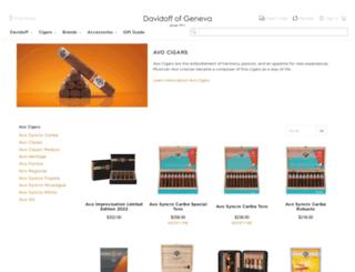 avo.com screenshot