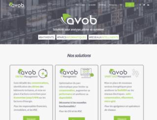 avob.fr screenshot