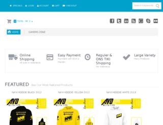 avoclothing.com screenshot