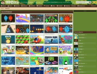 avoid.jeuxdelajungle.fr screenshot