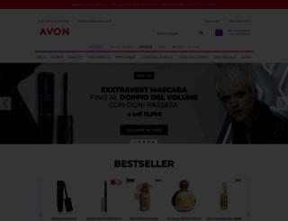 avon.it screenshot