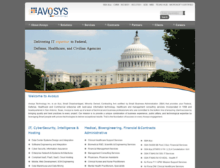 avosys.com screenshot
