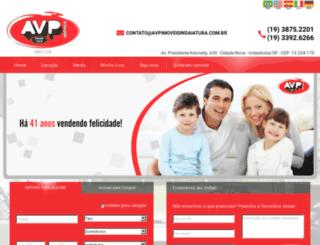 avpimoveisindaiatuba.com.br screenshot