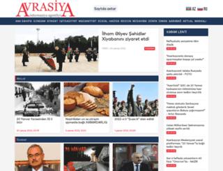 avrasiya.net screenshot