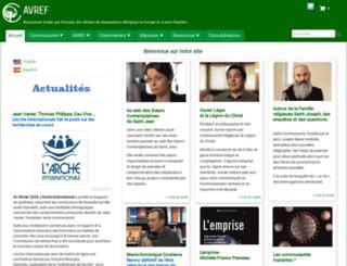 avref.fr screenshot