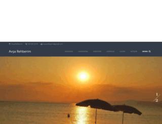 avsarehberim.com screenshot