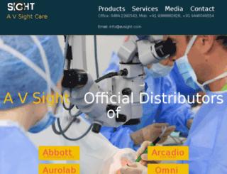 avsight.com screenshot
