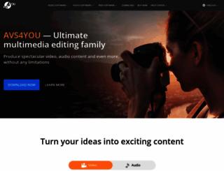 avsmedia.com screenshot