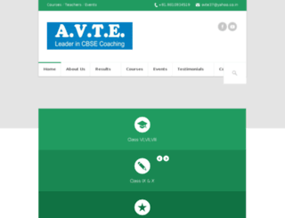 avteschool.org screenshot