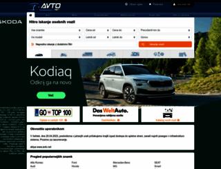 avto.net screenshot