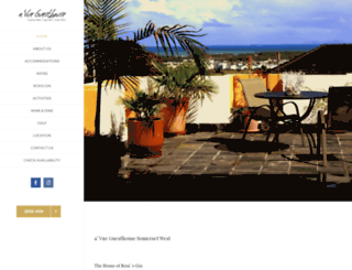 avueguesthouse.com screenshot