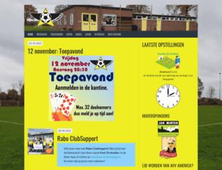 avvamerica.nl screenshot