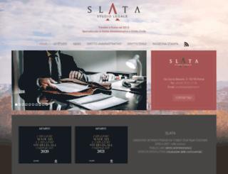 avvocatoaroma.com screenshot