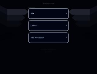 avxsearch.se screenshot