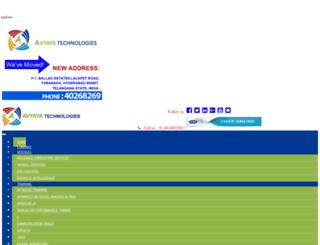 avyayatech.com screenshot