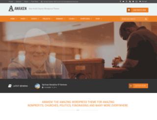 awaken.chimpgroup.com screenshot