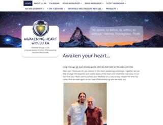 awakening-heart.org screenshot
