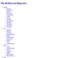 awards.hollywoodreporter.com screenshot
