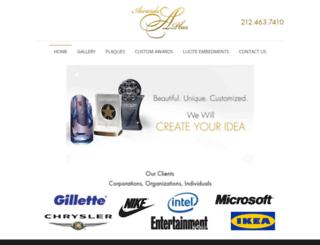 awardsaplus.com screenshot