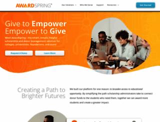 awardspring.com screenshot