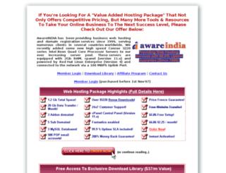 awareindia.in screenshot