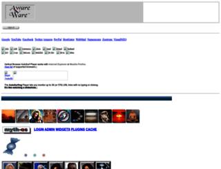 awareware.com screenshot