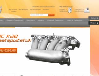 awautosport.nl screenshot