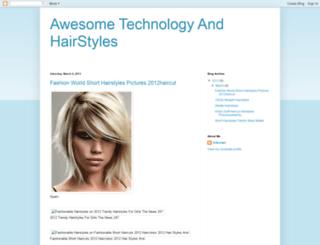 awesome-tech.blogspot.com screenshot