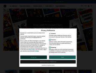 awesomeflyer.com screenshot