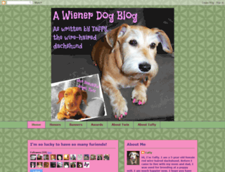 awienerdogblog.blogspot.com screenshot