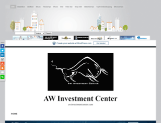 awinvestmentcenter.com screenshot
