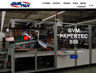 awmpak.pl screenshot