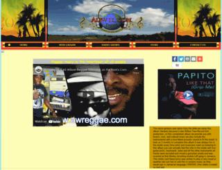 awreggae.com screenshot