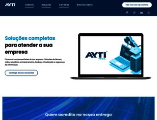 awshouse.com.br screenshot