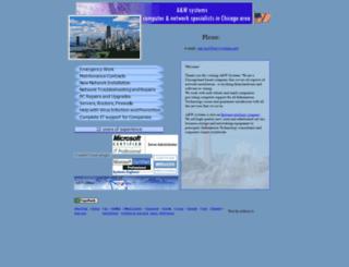 awsystems.net screenshot