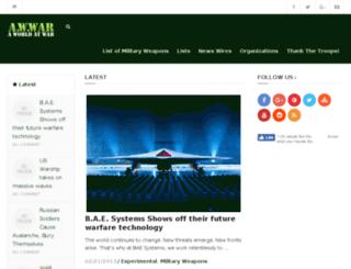 awwar.com screenshot