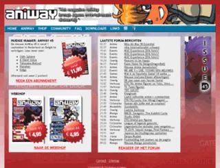 awww.aniway.nl screenshot