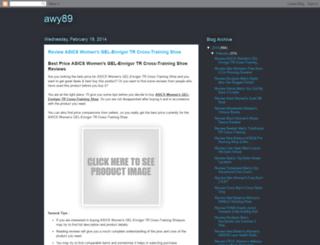 awy89.blogspot.com screenshot