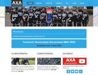 axa-valleirenners.nl screenshot