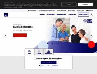 axa.com.mx screenshot