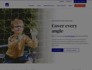 axani.co.uk screenshot