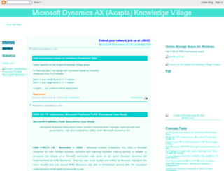axapta-knowledge-village.blogspot.com screenshot
