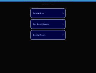 axdent.com screenshot