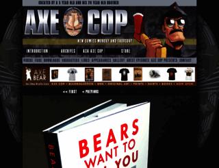 axecop.com screenshot