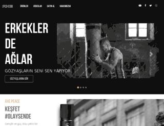 axeetkisi.com screenshot