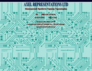 axel.com.gr screenshot