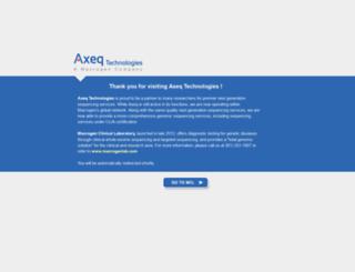 axeq.com screenshot