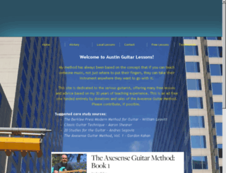 axesense.com screenshot